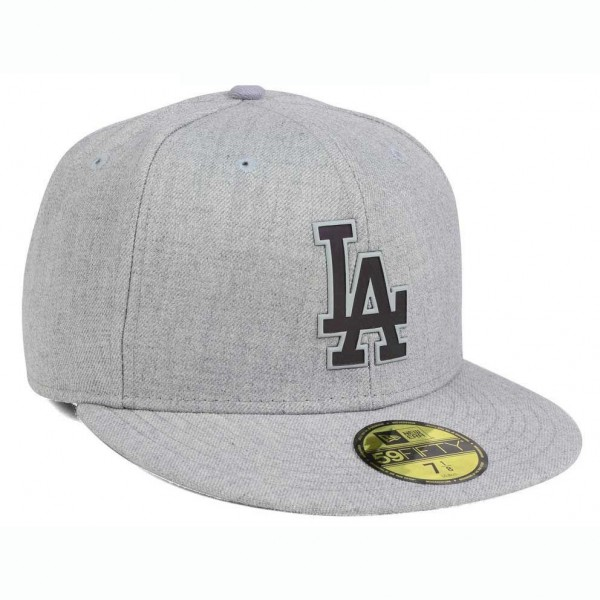 Καπέλο Unisex Los Angeles Dodgers New Era MLB Dual Flect 59FIFTY Heather