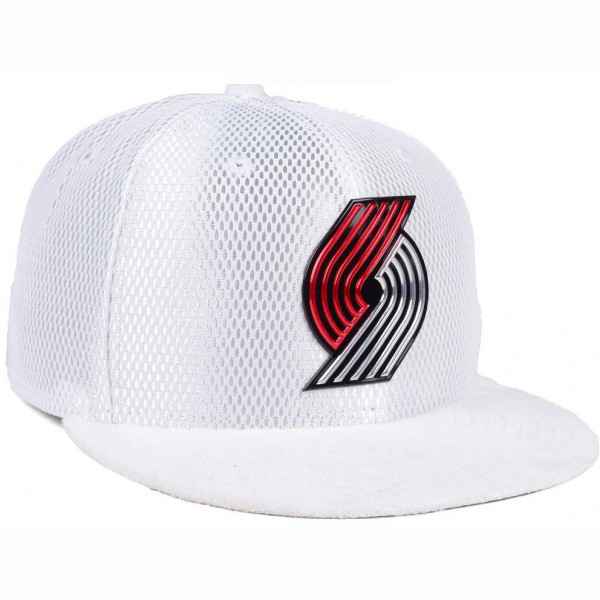 Cap Unisex Portland Trail Blazers New Era NBA OnCourt Collection Draft 59FIFTY