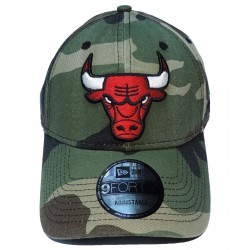 Καπέλο Unisex New Era 9FORTY Chicago Bulls