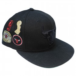 Cap Unisex New Era 9FIFTY SNAPBACK Chicago Bulls