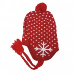 Hat Snow Flake Unisex