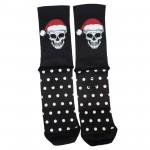 MB Santa Skull black