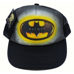 Cap Batman Gotham City